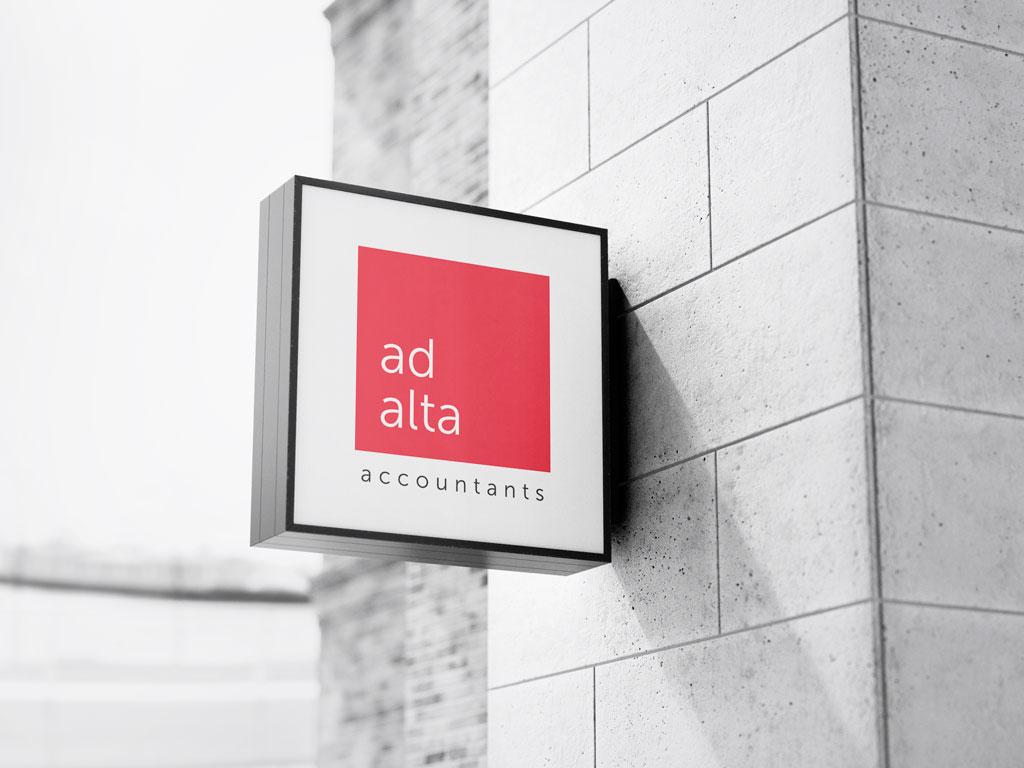 Responsive website Ad Alta Consultants