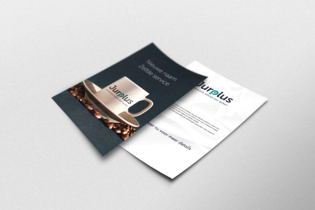 Wil je graag leuke flyers voor je bedrijf? Ons grafisch bureau helpt je graag.