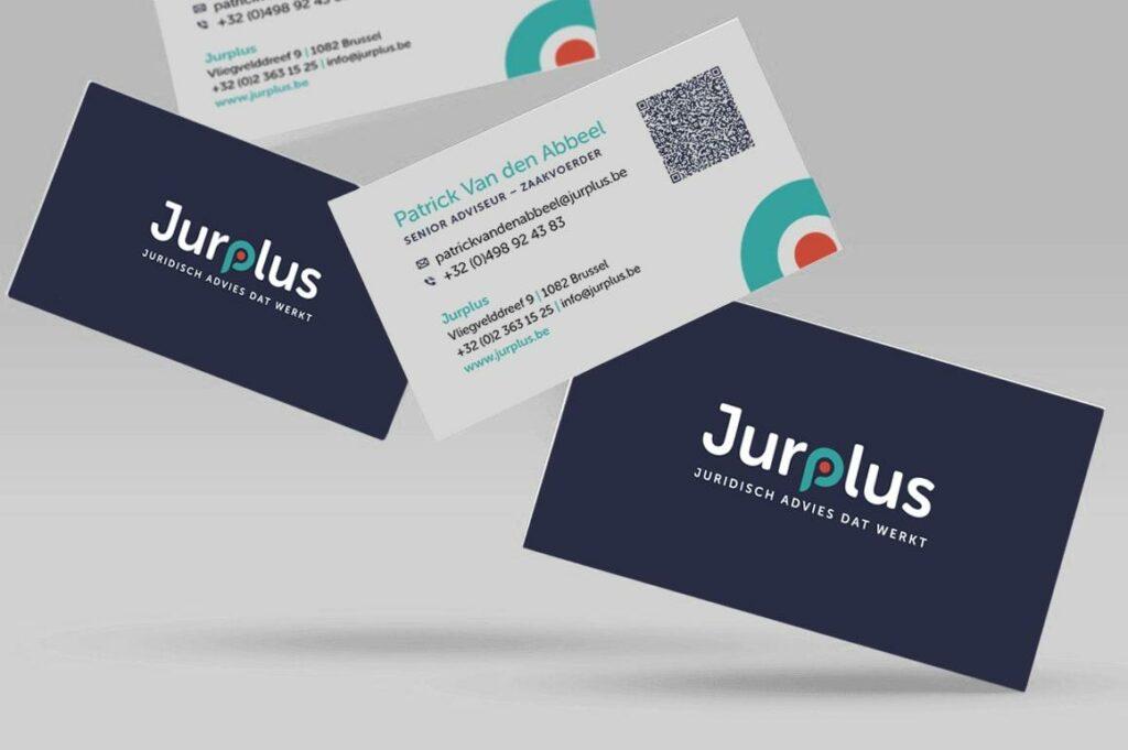 Op zoek naar een opmaak voor visitekaartjes? Ons grafisch bureau helpt je graag.