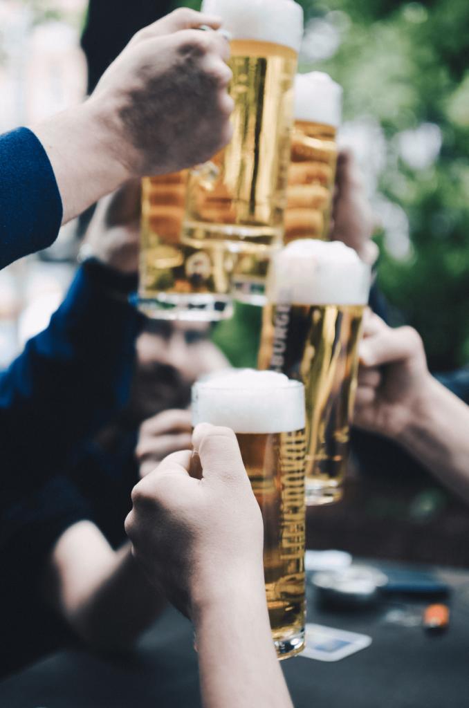 Creatief merkconcept voor brouwerij met een twist