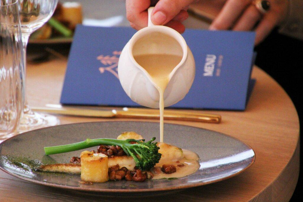 Restaurant Bleu in Kortrijk