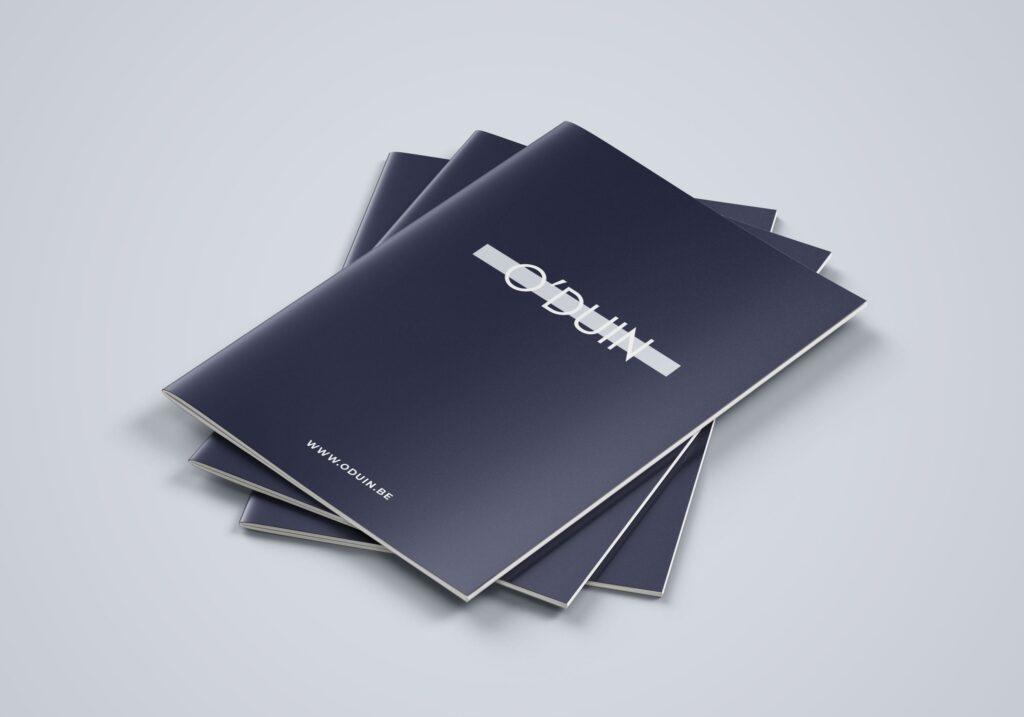 Wilt u een nieuwe bedrijfsbrochure of heeft u nood aan een folder? Neem contact op met Easybranding, grafisch bureau uit Kortrijk.