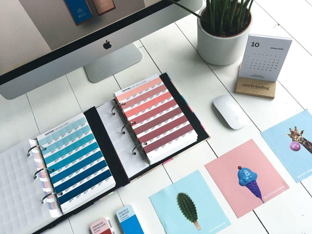 Waarom kleuren zo belangrijk zijn voor je merkidentiteit