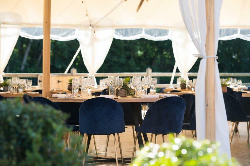 Bleu - Fine food & lounge