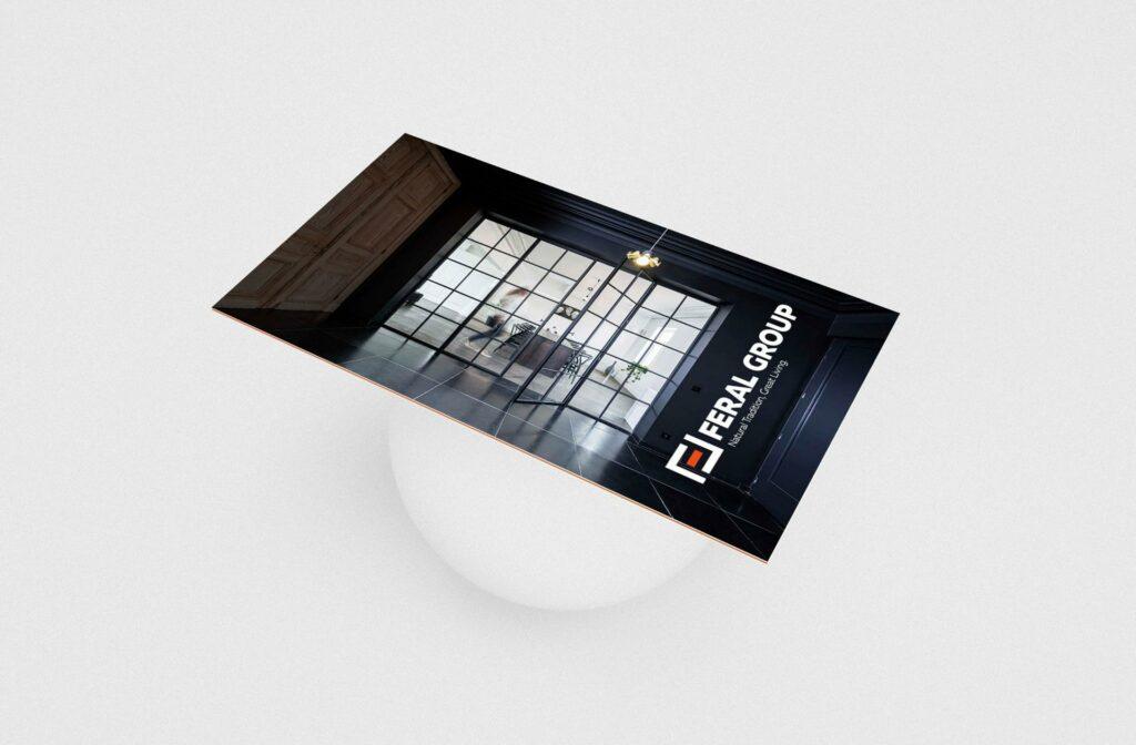 Laat je visitekaartjes ontwerpen door ons creatief bureau uit Kortrijk