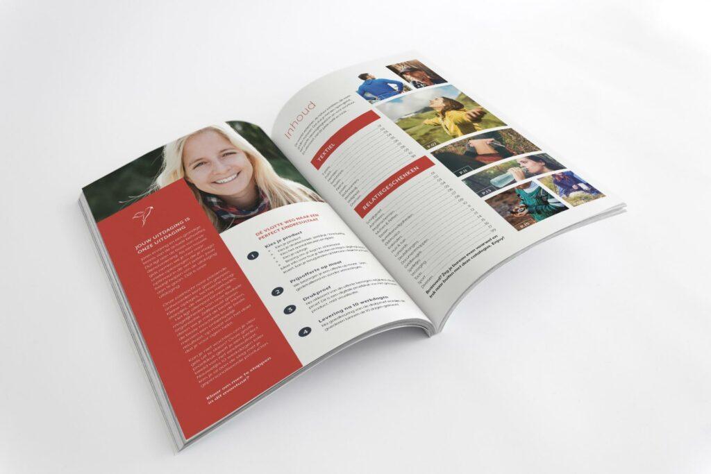 Op zoek naar het ontwerp van uw huisstijl of catalogus? Contacteer ons!