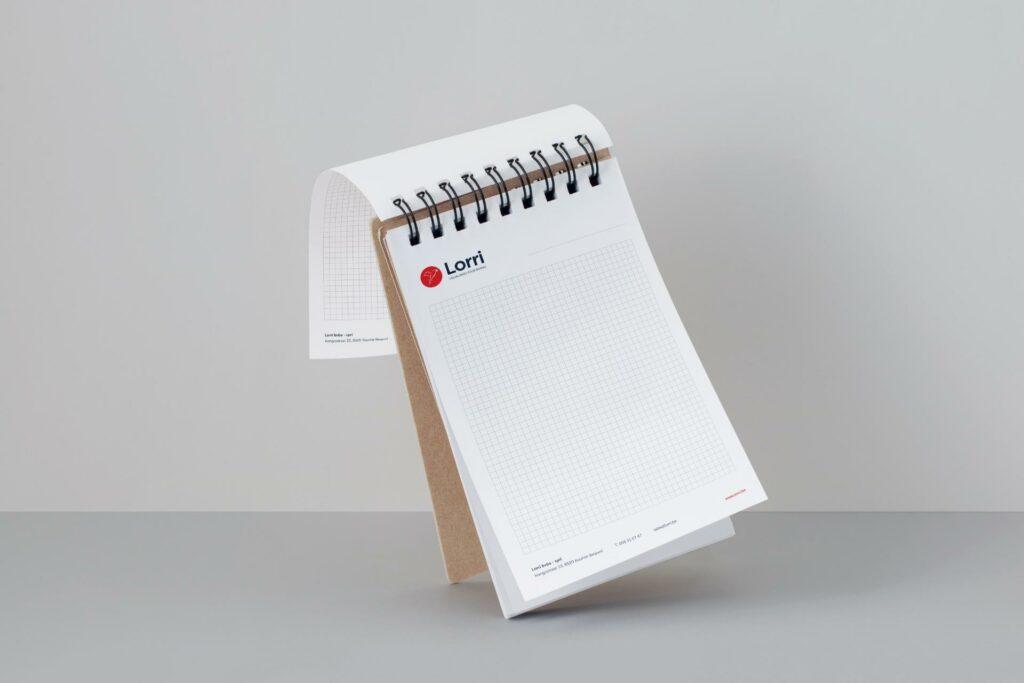 Op zoek naar gepersonaliseerde notitieblokken of bloc-nots? Contacteer ons!