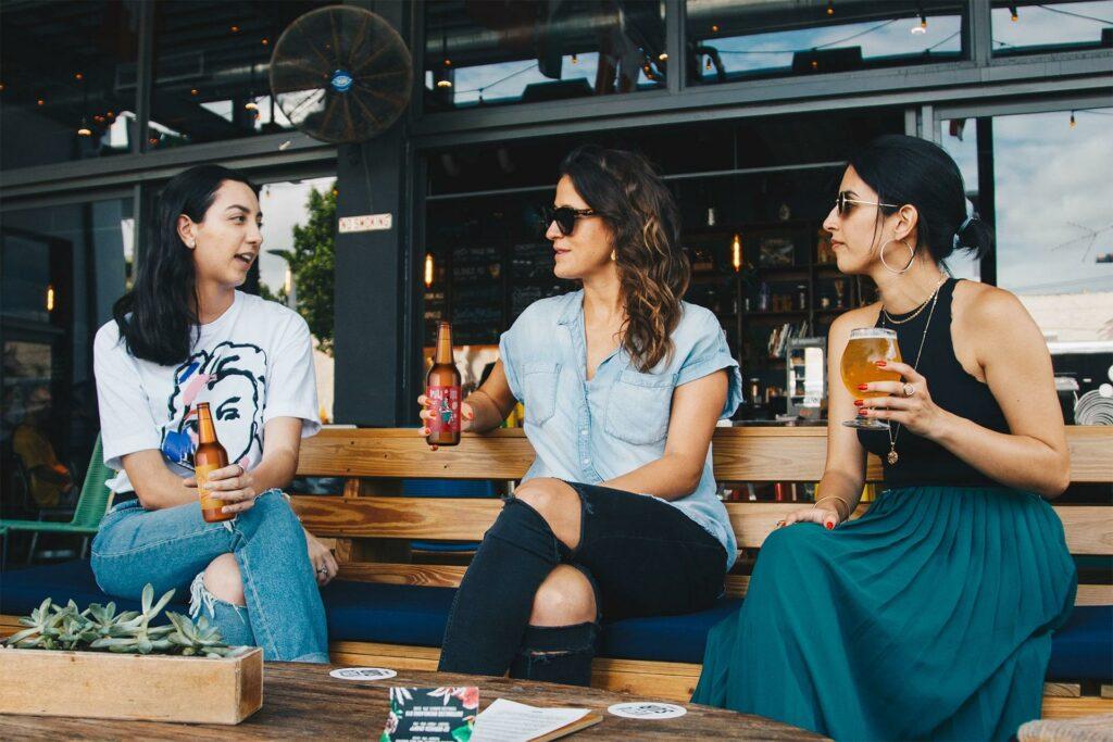 Ontwerp van 6 bierlabels voor The Brew Society
