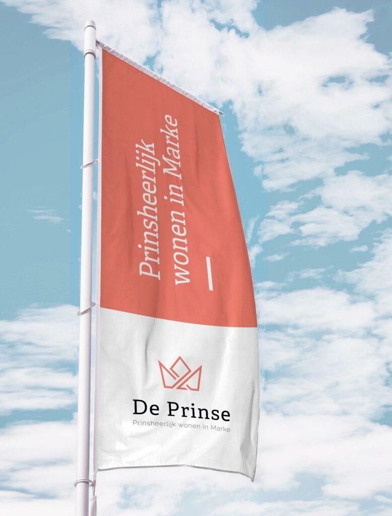Bent u op zoek naar een gepersonaliseerde vlag? Dan kan u zeker bij ons creatief bureau terecht!