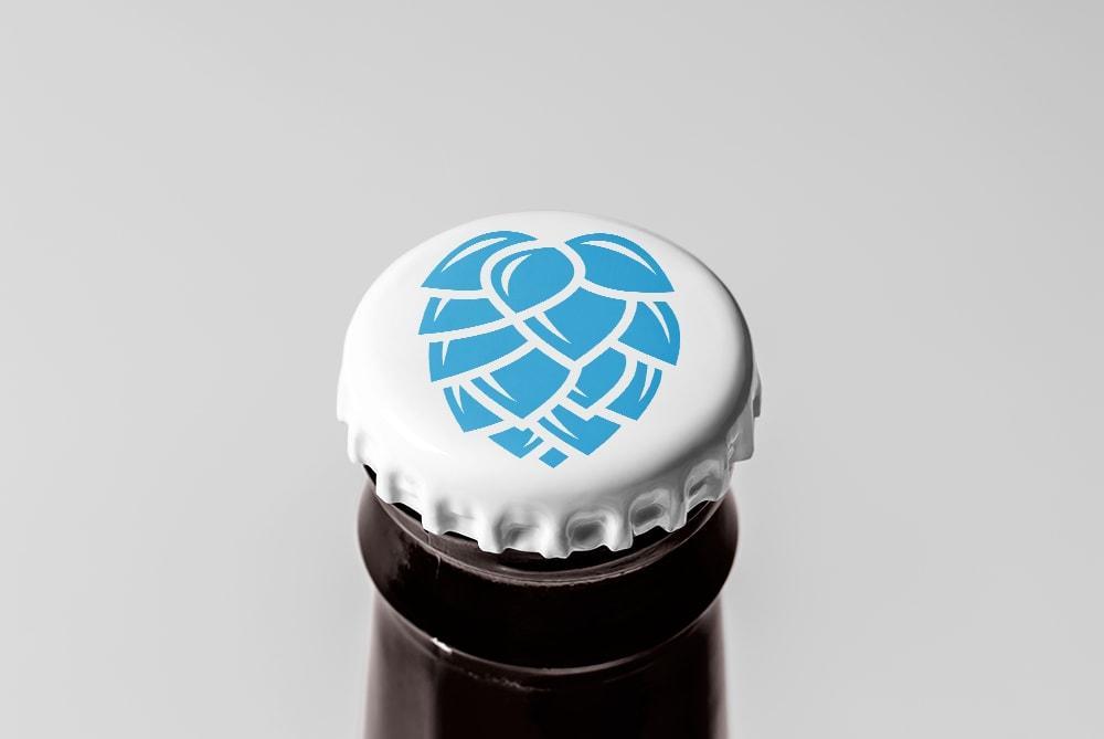 Grafisch ontwerp logo bierbrouwer door Easybranding