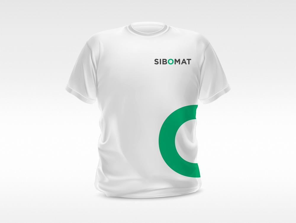 Logo grafisch ontwerp T-shirt Easybranding