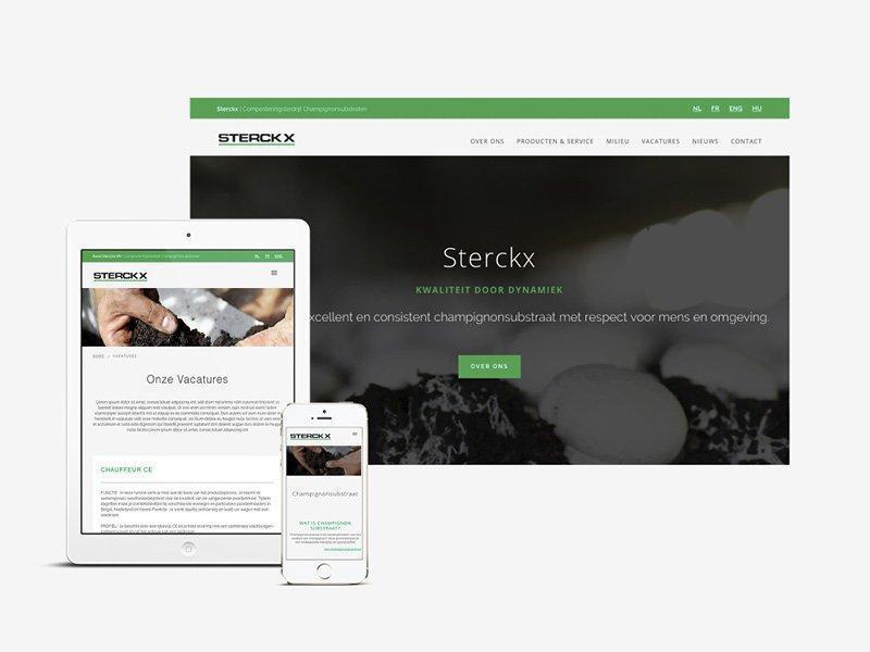 Website laten maken door grafisch bureau Easybranding