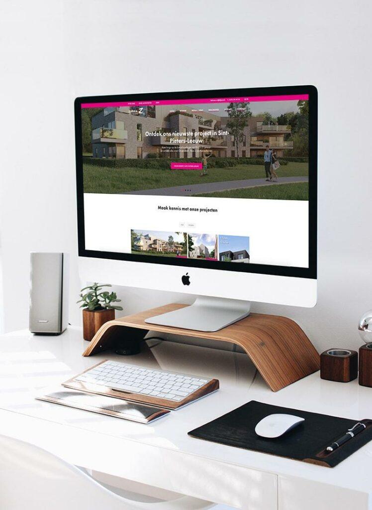 Op zoek naar een nieuwe website? Grafisch bureau Easybranding te Kortrijk houdt rekening met UX design tijdens het ontwerpen van de webdesign en het webdevelopment.