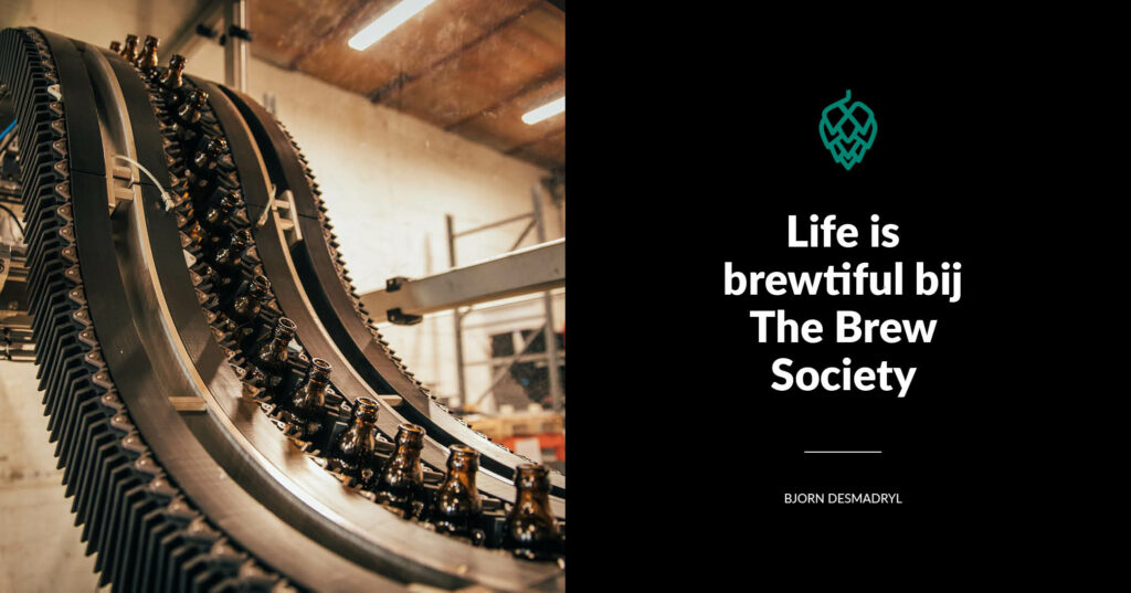 Rebranding brouwerij door all-round creatief bureau Easybranding