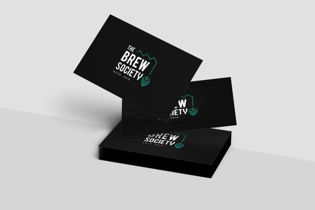 Ontwerp visitekaartjes door all-round creatief bureau Easybranding