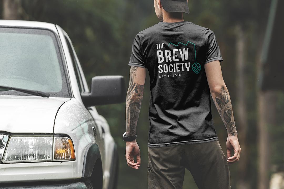 Ontwerp gepersonaliseerde t-shirts door all-round creatief bureau Easybranding