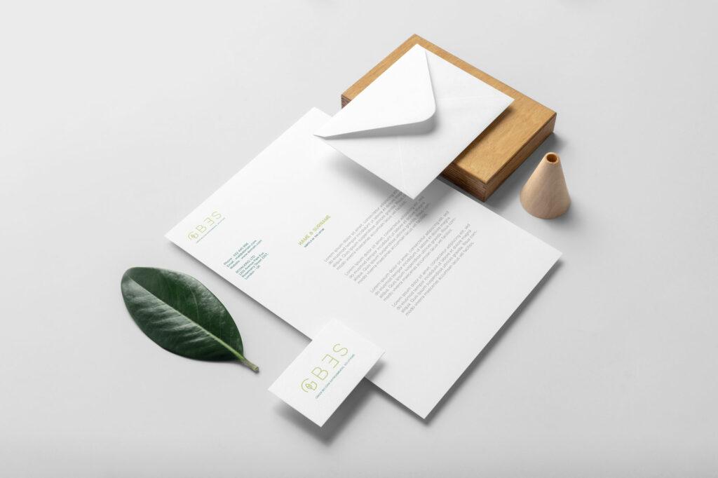 Ontwerp van logo en huisstijl duurzaamheid door Easybranding