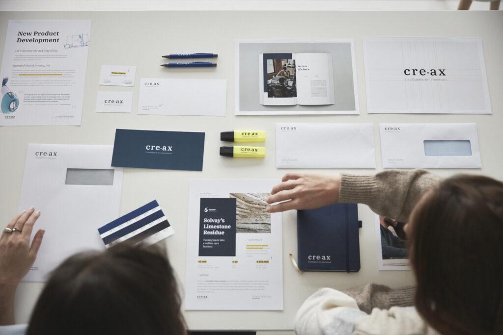 Grafisch ontwerp - branding bureau Easybranding