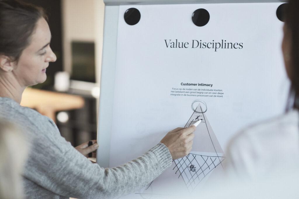 Advies over je bedrijfsnaam, logo en baseline