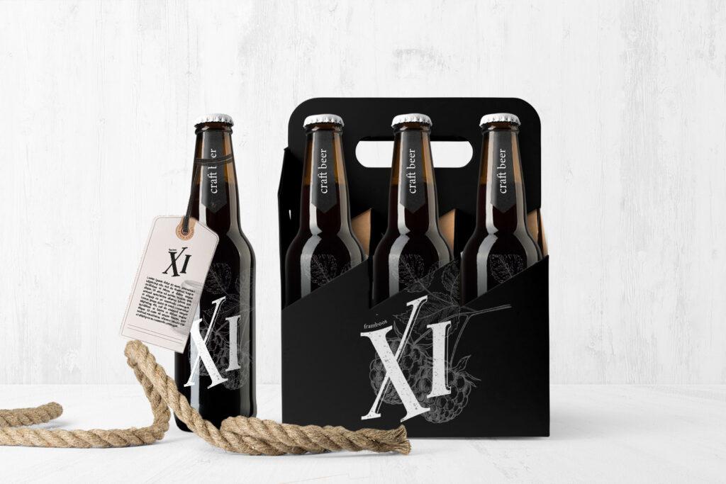 Bierverpakking voor Brouwerij The Brew Society
