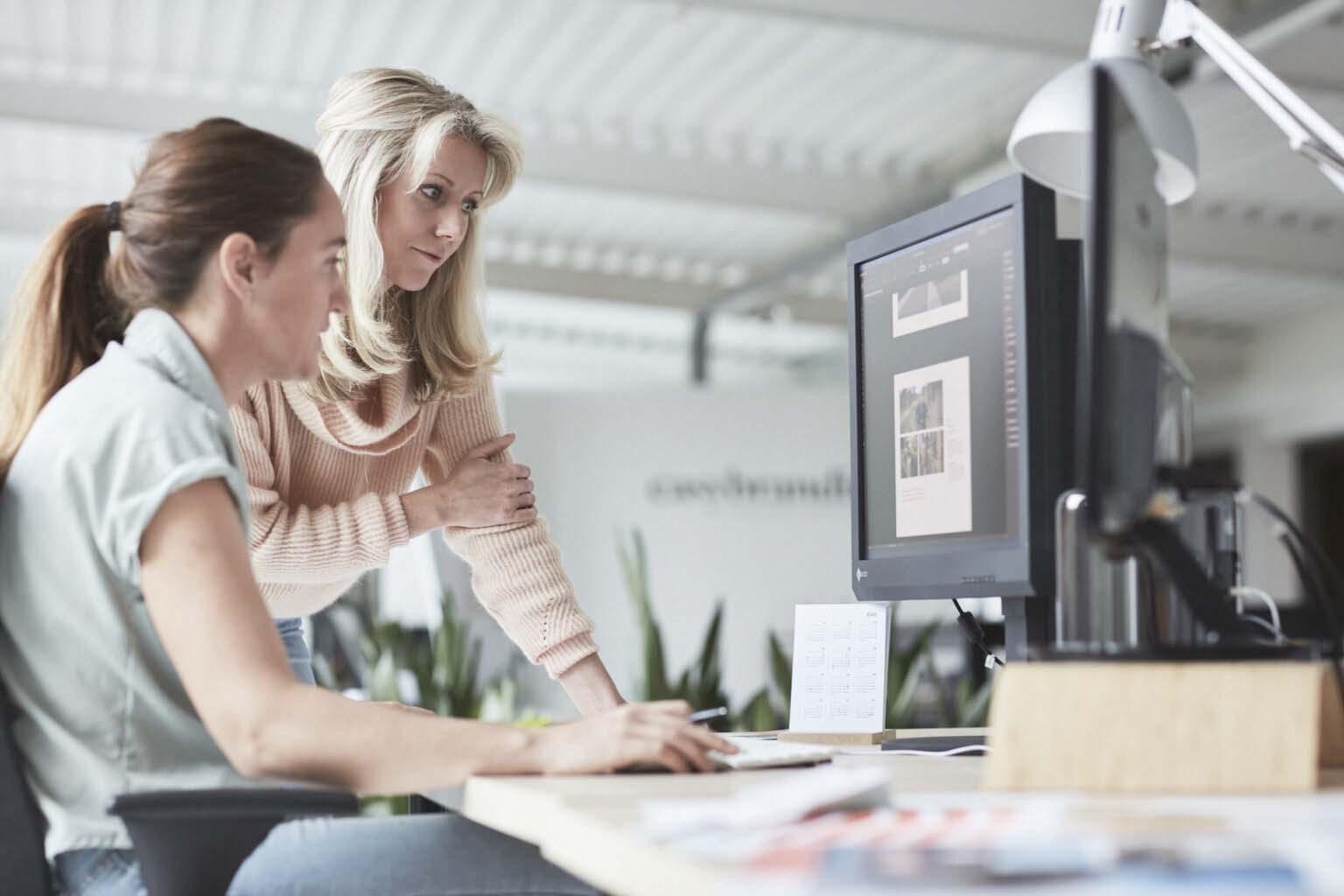 Grafisch design bureau Easybranding Kortrijk voor een sterke merk identiteit