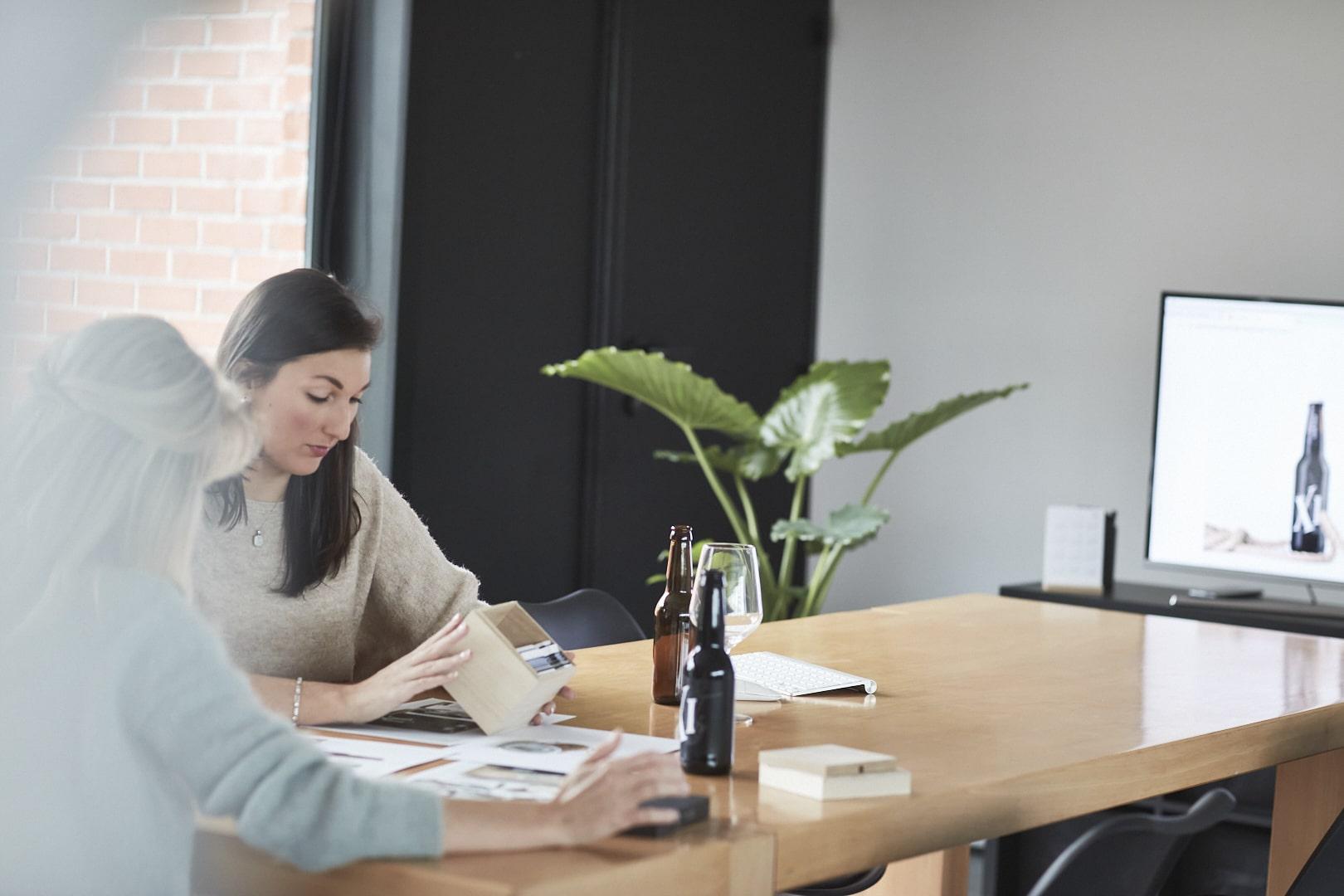 Een rebranding kan de uitstraling van jouw bedrijf tegemoetkomen.